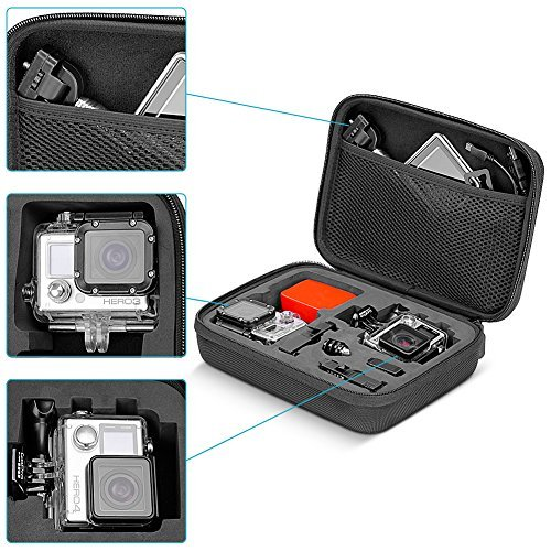 Briefcase for sports camera gifts for someone traveling abroad