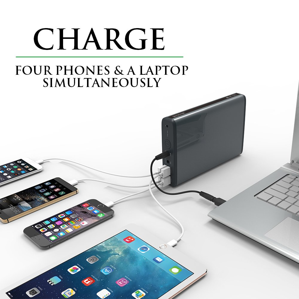 laptop battery charger gifts for people who travel