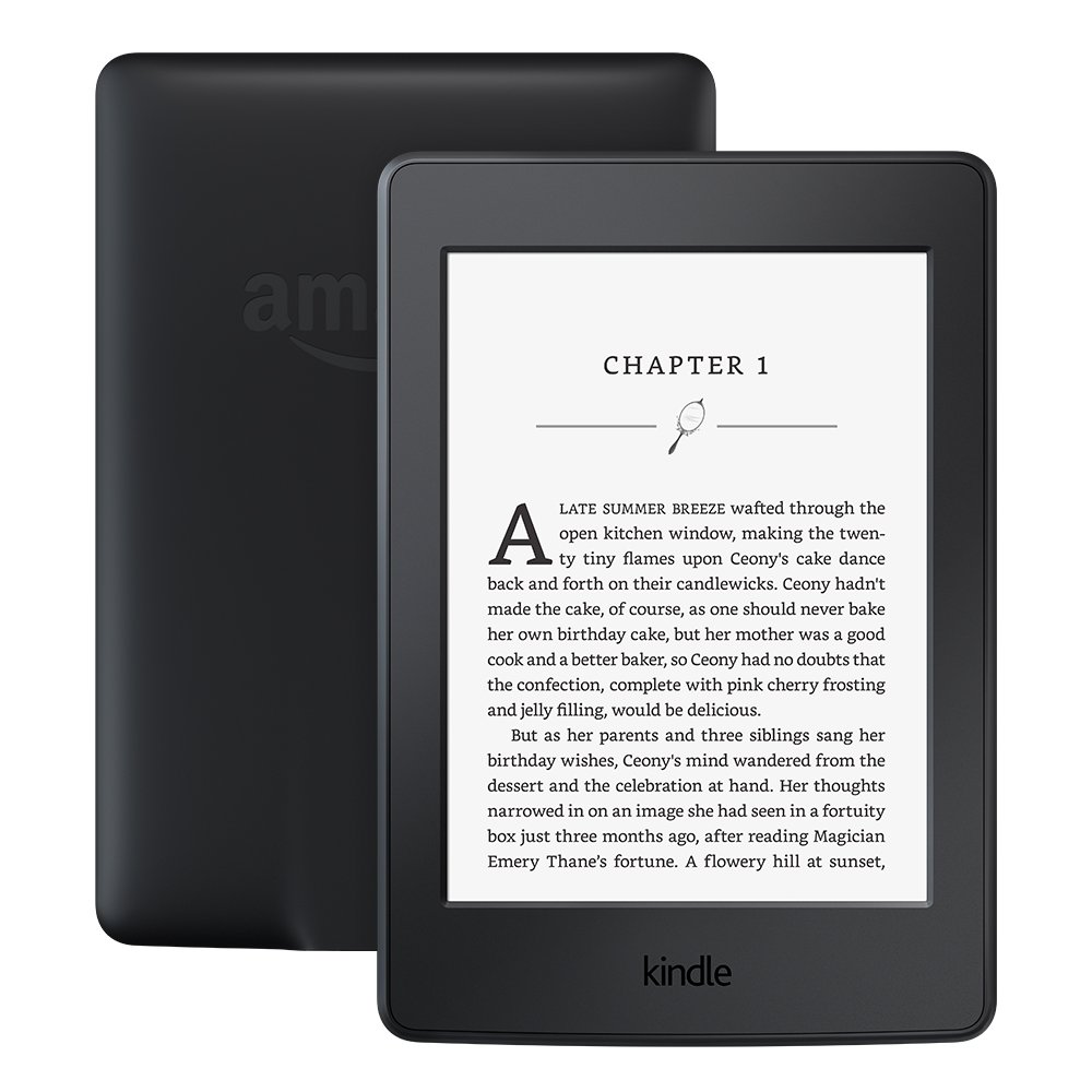 Kindle Ebook Reader for travel gift
