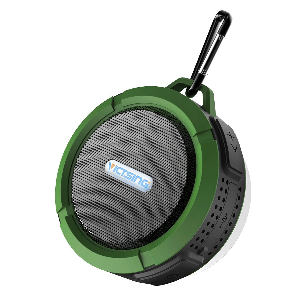 Waterproof Wireless Bluetooth Speaker gifts for the traveler