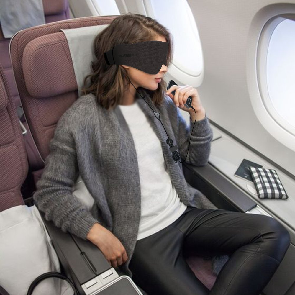 mask to sleep with headphones unique travel gifts