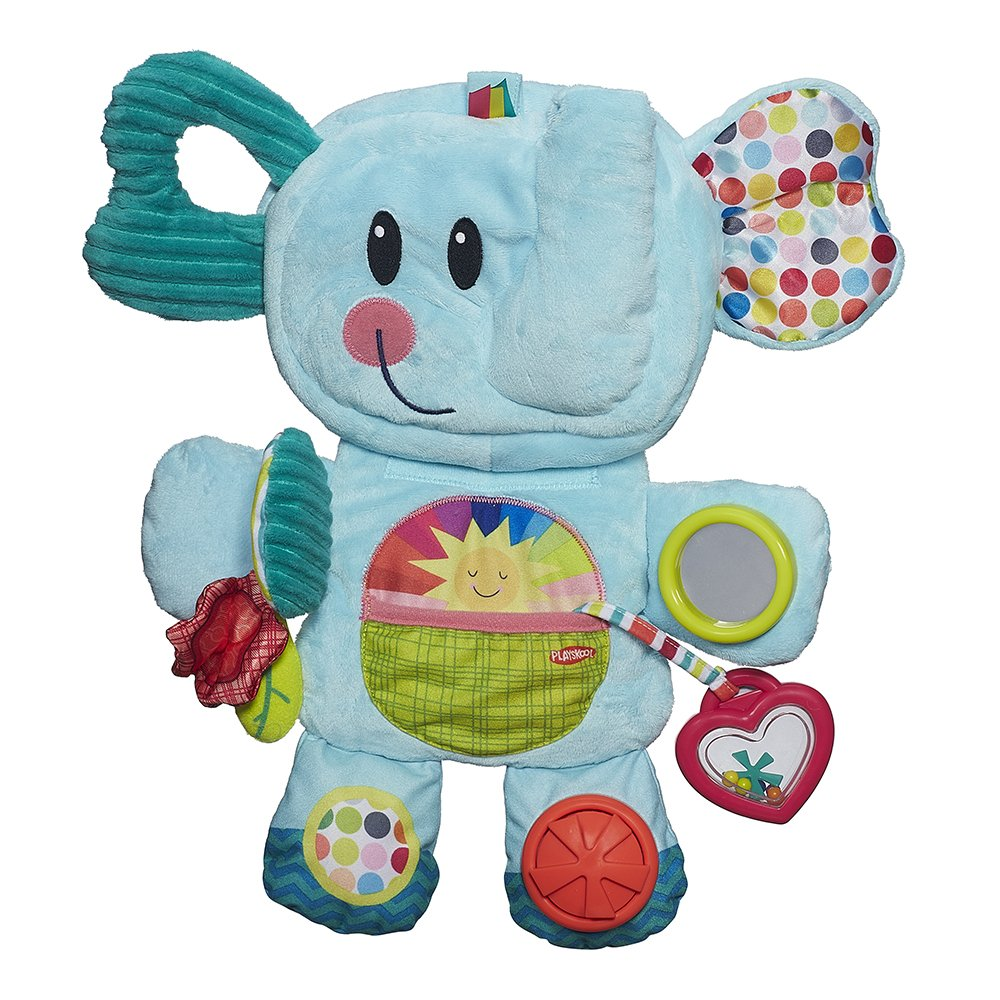 Different colors, textures, and sounds baby Toys