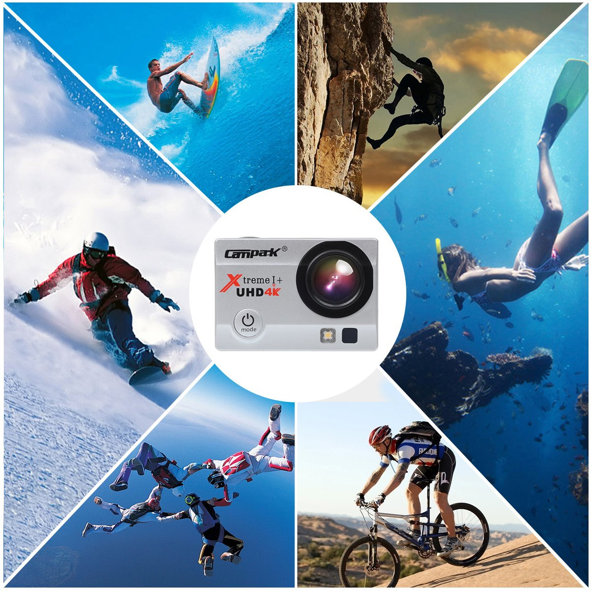 Underwater Photo Camera for Travel gift ideas