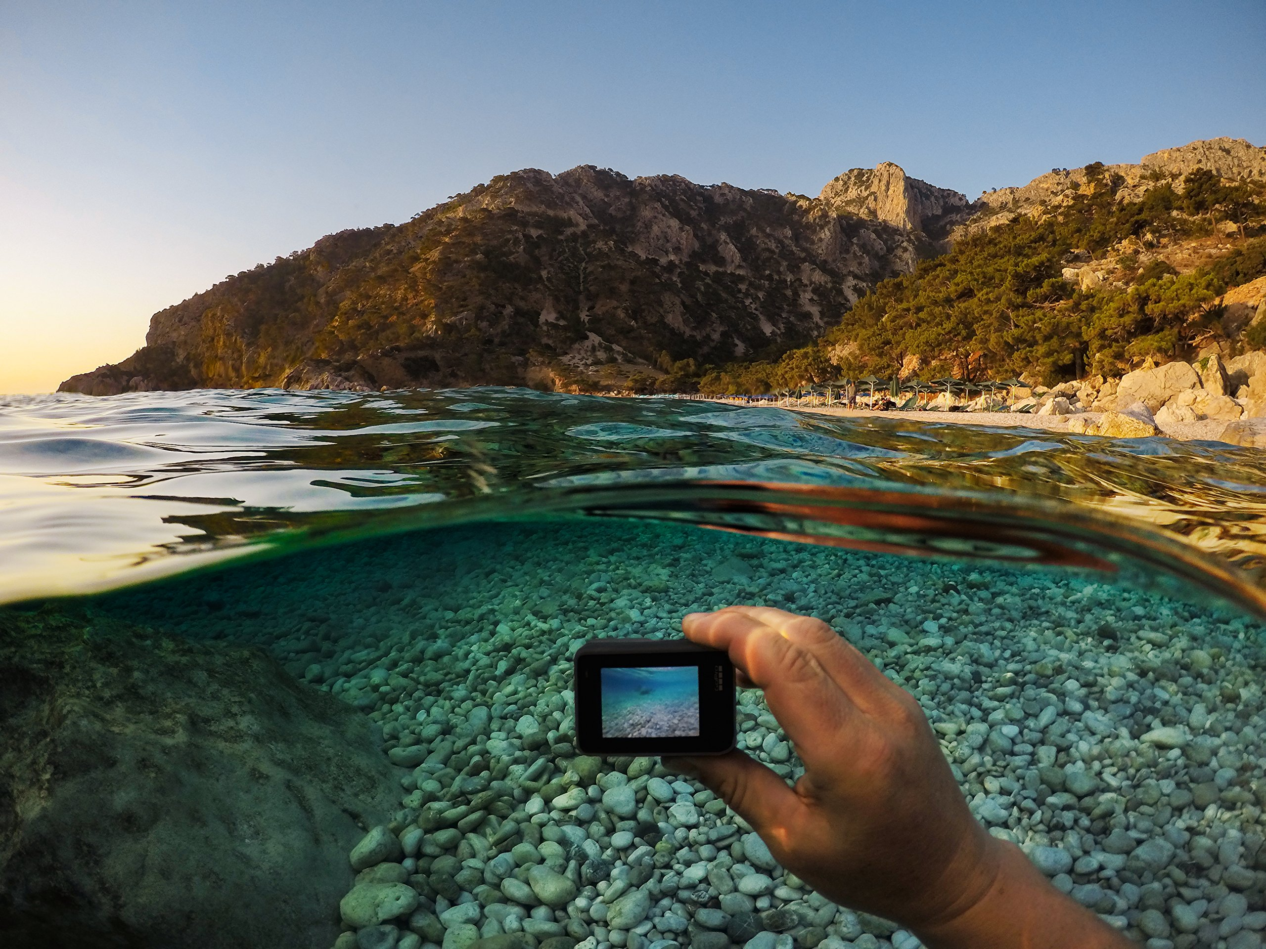 GoPro HERO Camera gift ideas for travelers