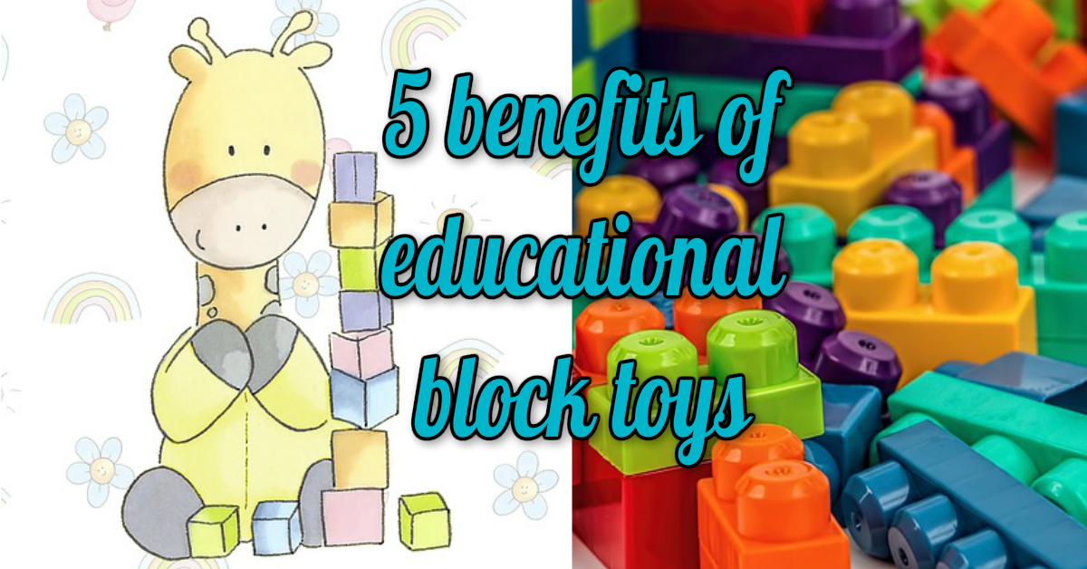 Educational Block toys for kids