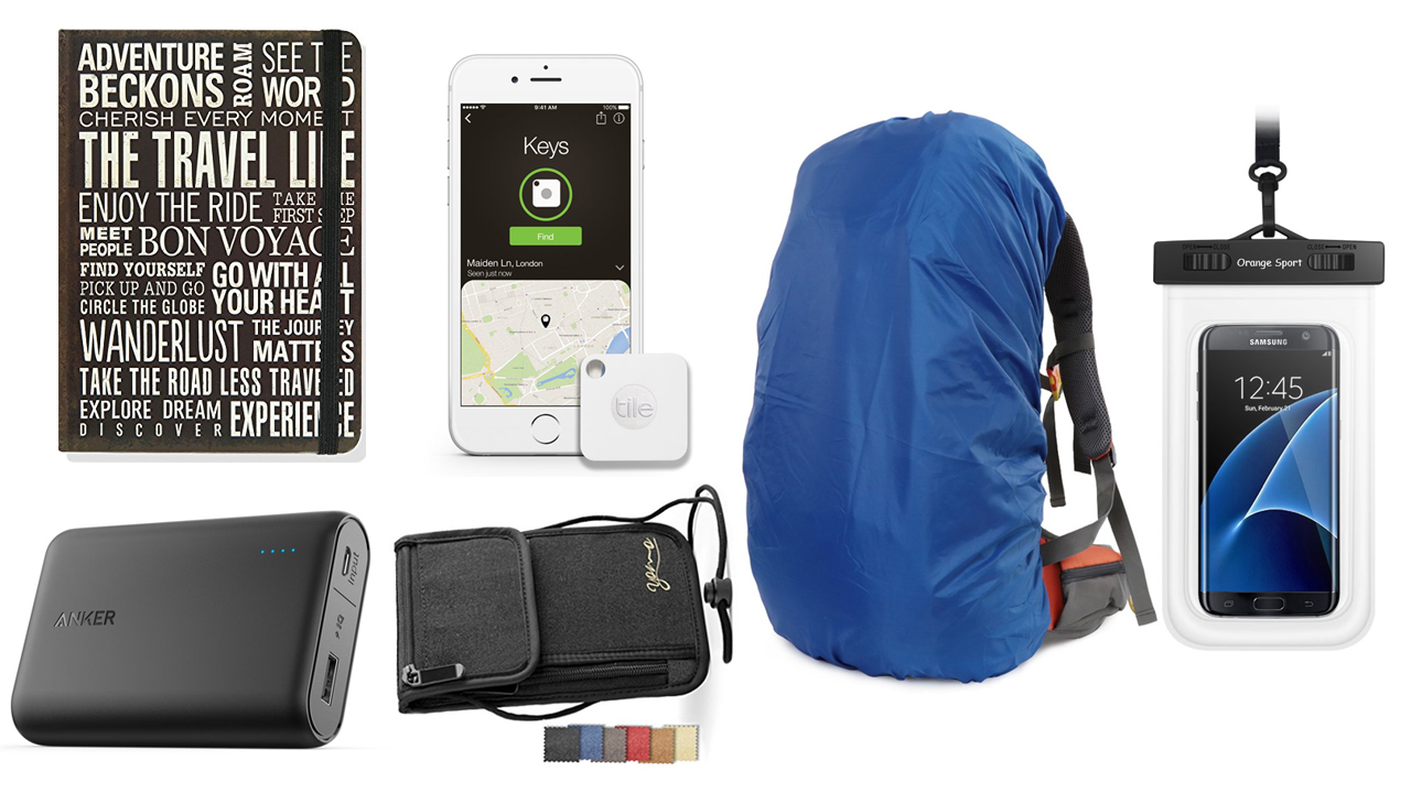 Gift ideas for someone going travelling you are finding