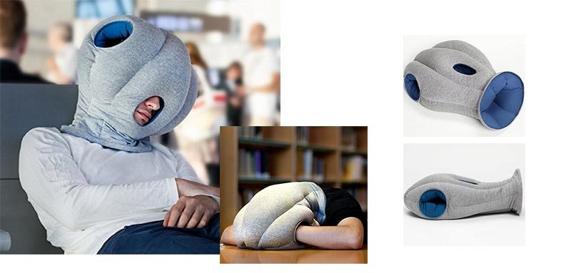 head pillow gifts for traveler