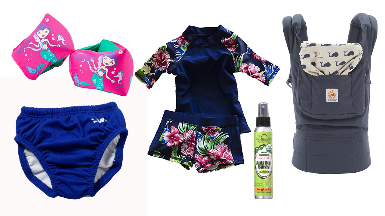 Things must have for traveling with toddler to Asia