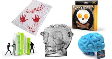 10 original and very decorative Halloween gifts