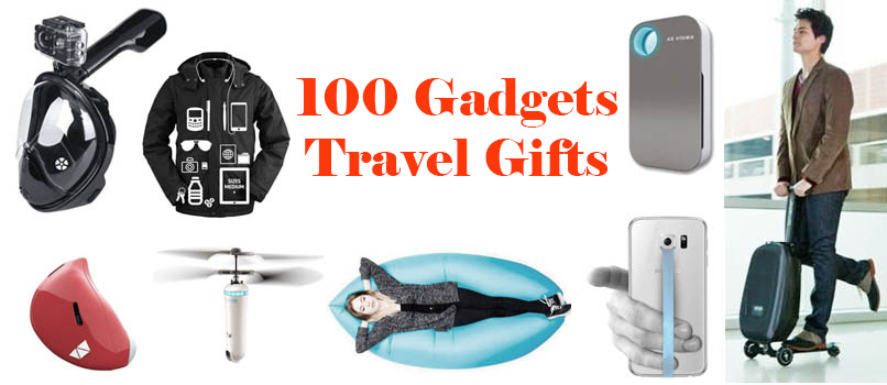 100 Gadgets and Gifts for the Traveler