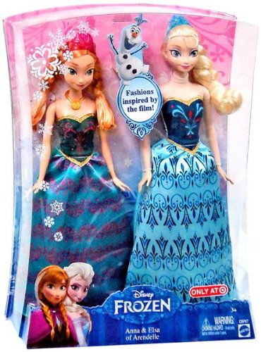 Frozen doll Christmas toys for girls