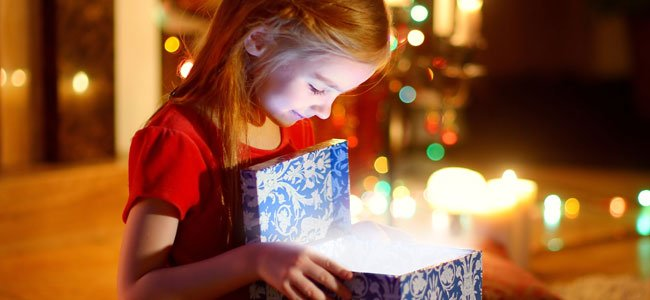 The rule of the four Christmas gifts