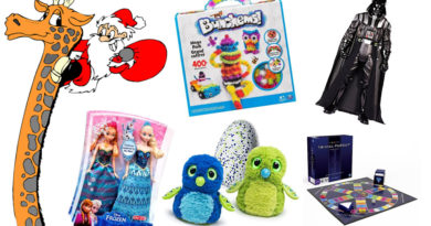The toys for children that are sweeping this Christmas