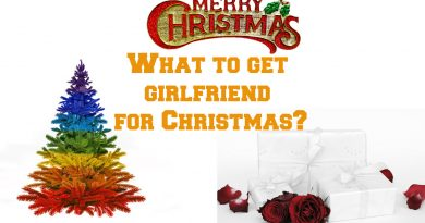 What to get girlfriend for Christmas