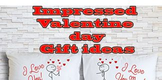 Impressed Valentines day gift ideas