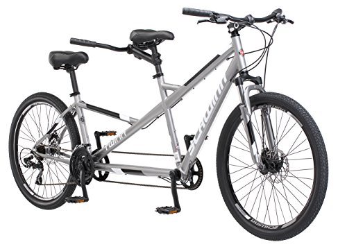 Tandem bike is great Couple gift idea