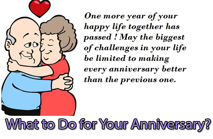 What to Do for Your Anniversary