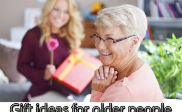 Gift ideas for older people