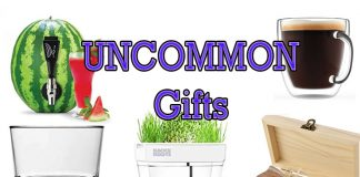 Choose Right Uncommon gifts