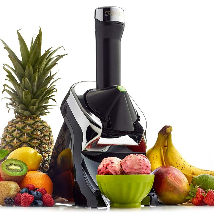 Healthy Dessert Fruit Soft Serve Maker