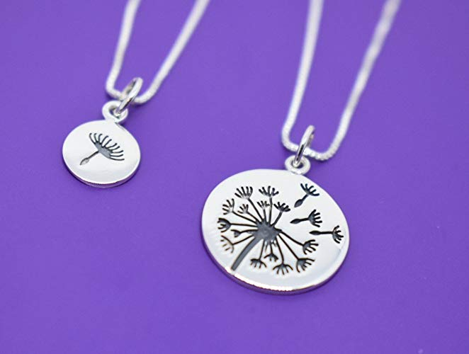I wished for you Mom Daughter Jewelry Set
