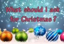 what should i ask for christmas - What Should I Ask For Christmas