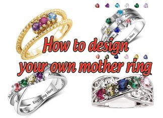 How to design your own mother ring
