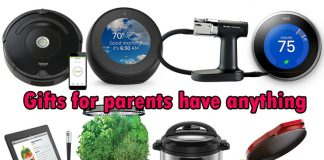 Gifts for parents who have anything