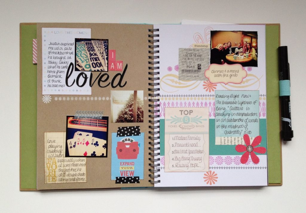 Create a Scrapbook Together