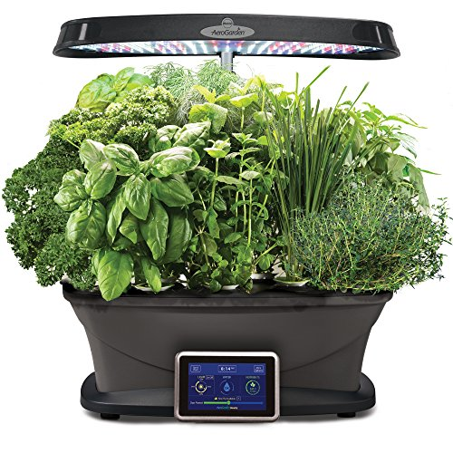 AeroGarden Kit are great Christmas gifts for her