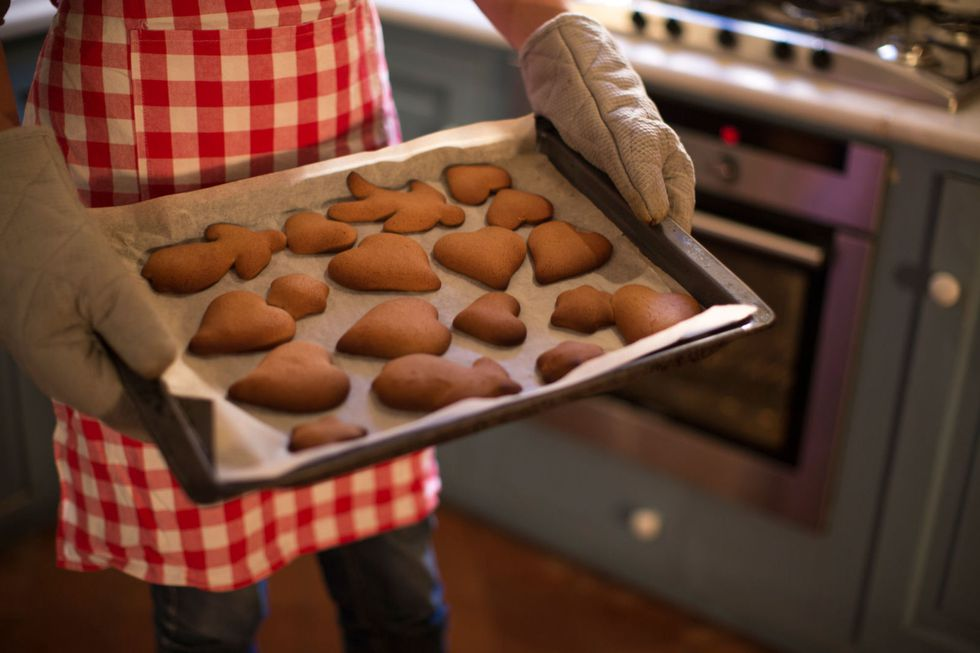 Host a cookie-baking party