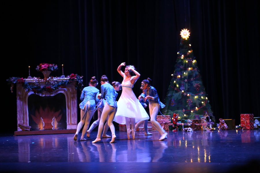 See the Nutcracker Ballet