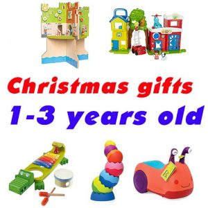 Christmas gifts for Toddler, Kids from 1 to 3 years old